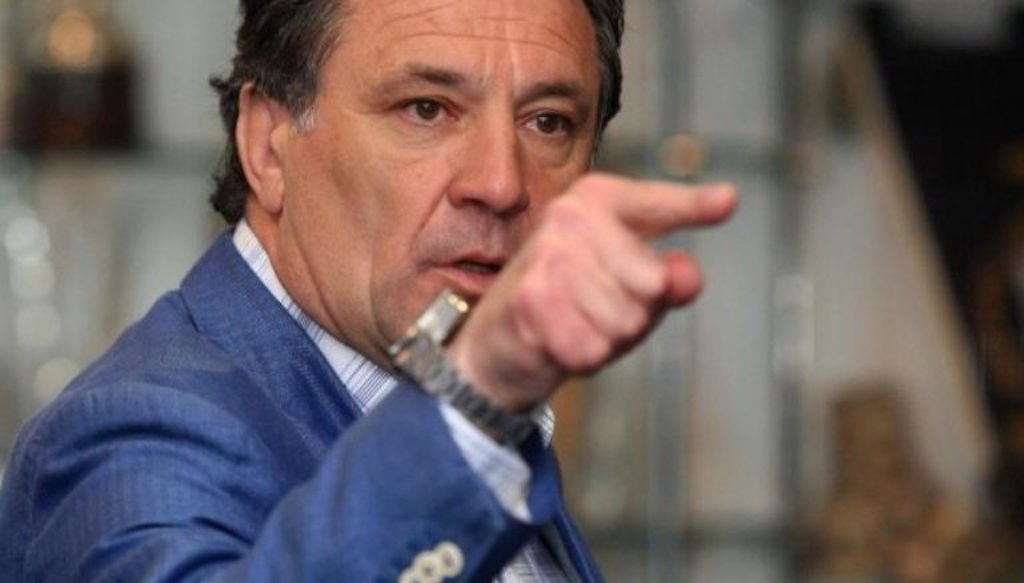 Dinamo Zagreb's Mamic opposes his extradition from Bosnia to Croatia