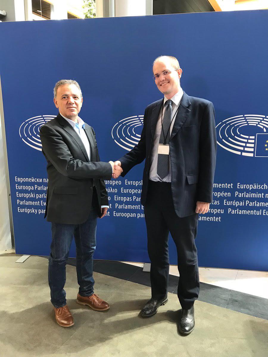 """Eastern Mediterranean gas """"visits"""" the European Parliament"""