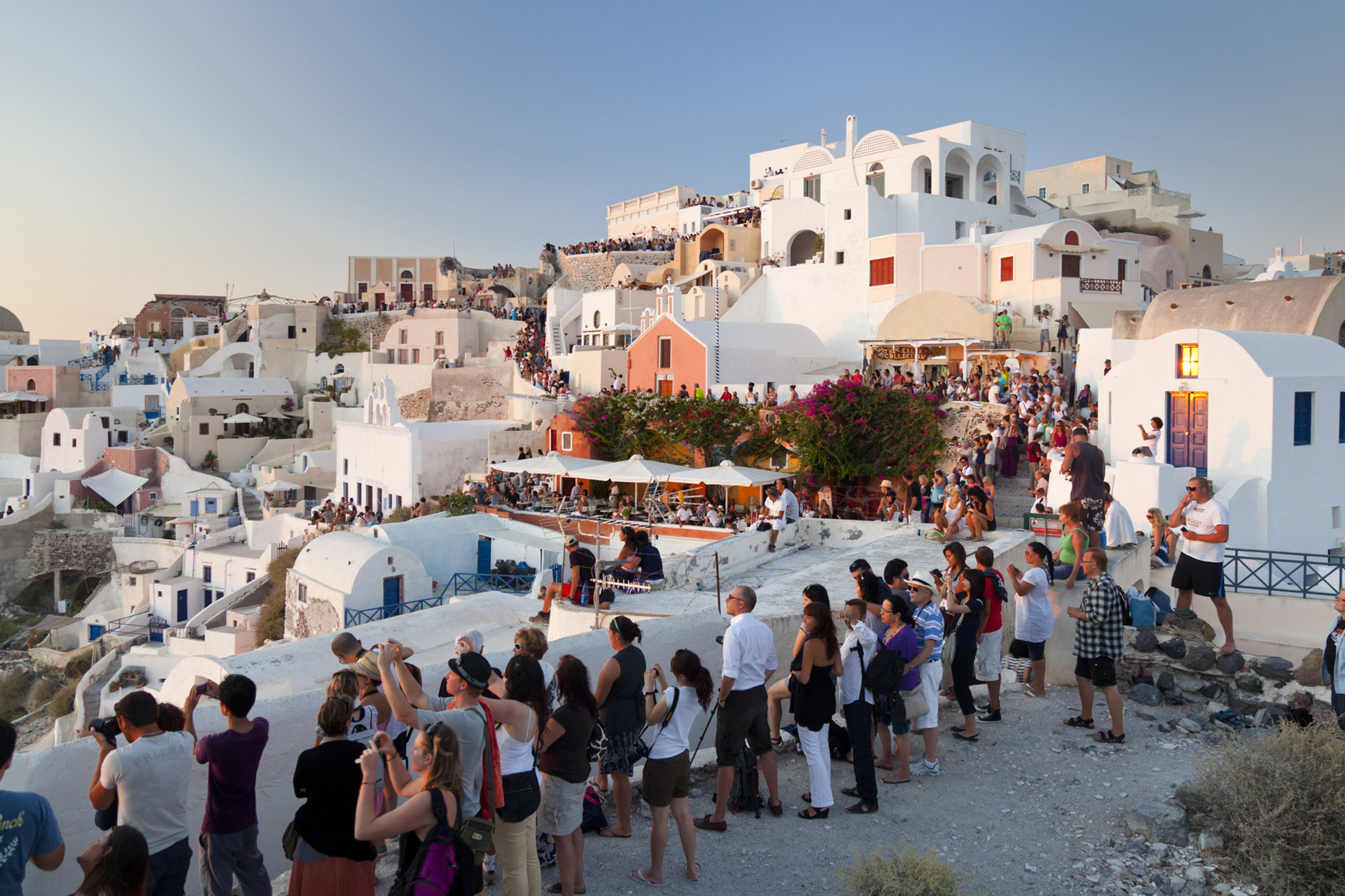 Greece records highest number of tourist arrivals across Europe in past decade