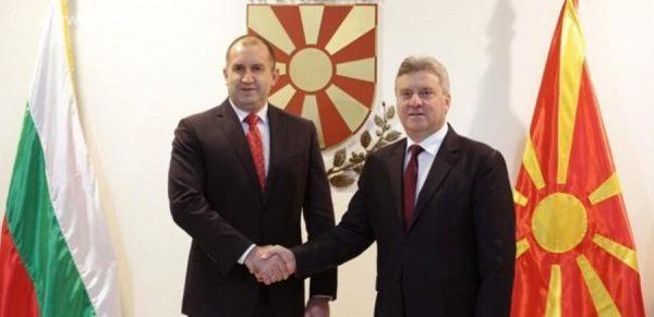Bulgarian President Radev on Borissov's refusal to meet Gjorge Ivanov: 'Do not run away from dialogue'
