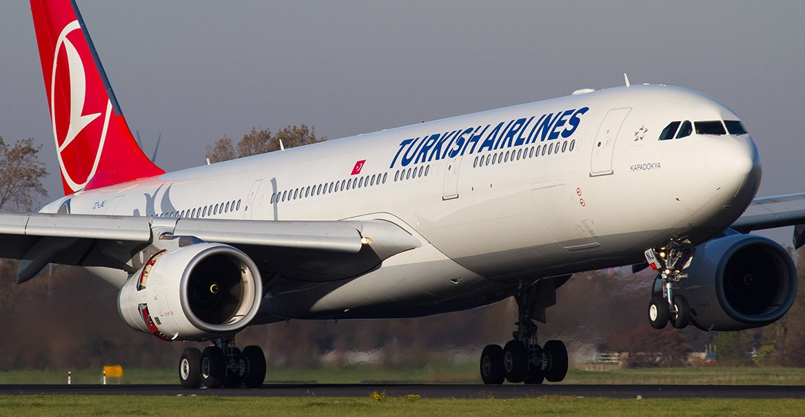 Bodrum-London direct flights with the signature of Turkish airlines