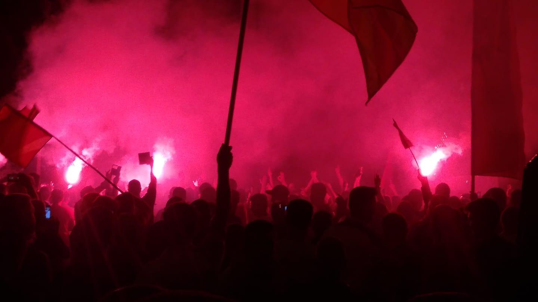 FYROM: Protest against the name change
