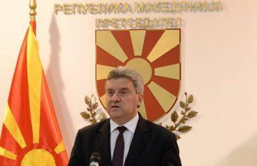 North Macedonia: President Ivanov refuses to sign 11 bills under new name