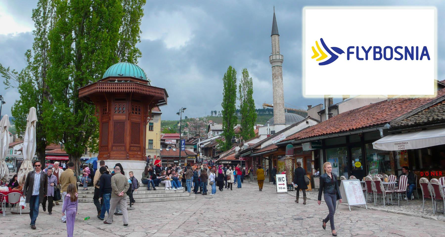 Will Sarajevo – Riyadh flights start today?
