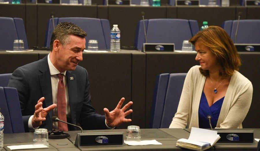 Parliamentary speaker Veseli is optimistic about visa liberalization with Kosovo
