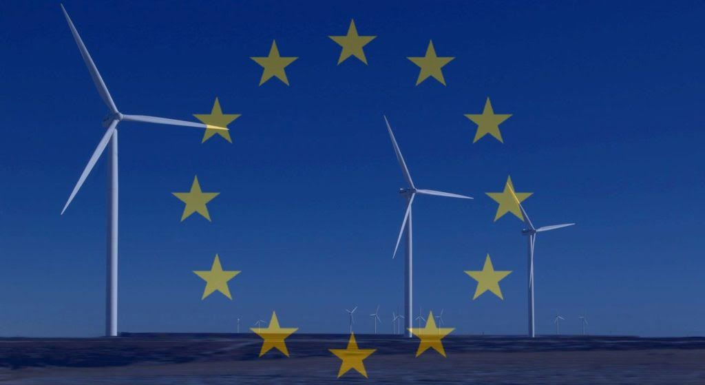 The EU financially supports energy with € 8.7 billion