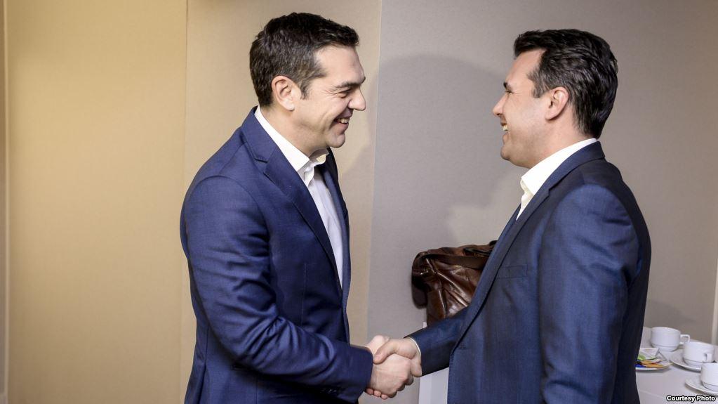 Θετικές δηλώσεις ξένων αξιωματούχων σχετικά με τη συμφωνία Ελλάδας-πΓΔΜ σχετικά με το ονοματολογικό
