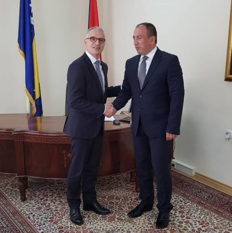 Good RCC-BiH MFA co-operation tocontinue