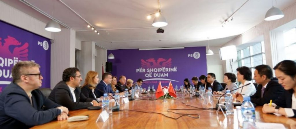 Albania calls on China to recognize Kosovo