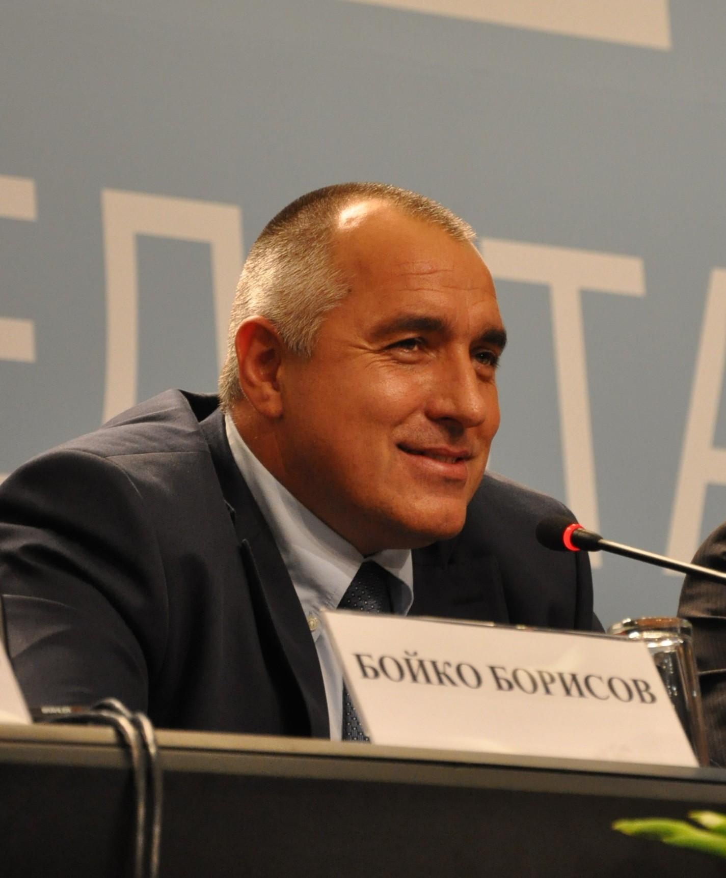 Bulgarian PM optimistic on gas link to Turkey