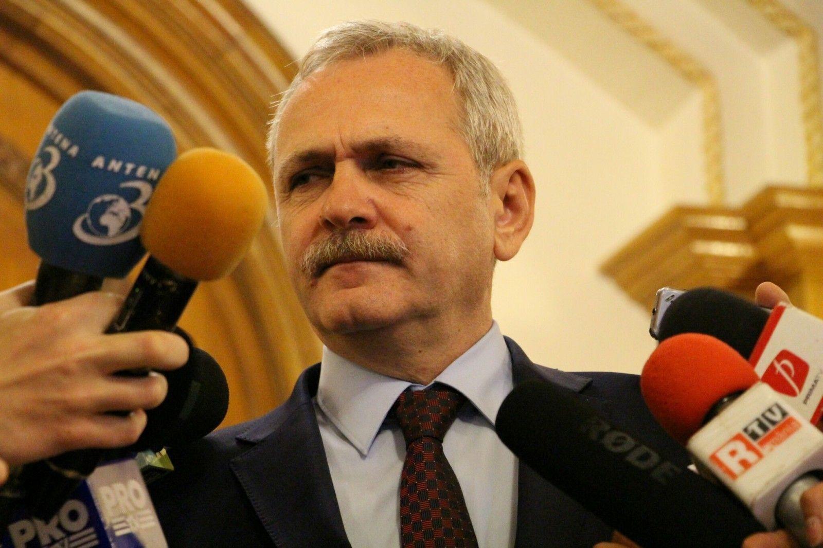 Dragnea warns of unknown developments if Iohannisdoesn't dismiss DNA head