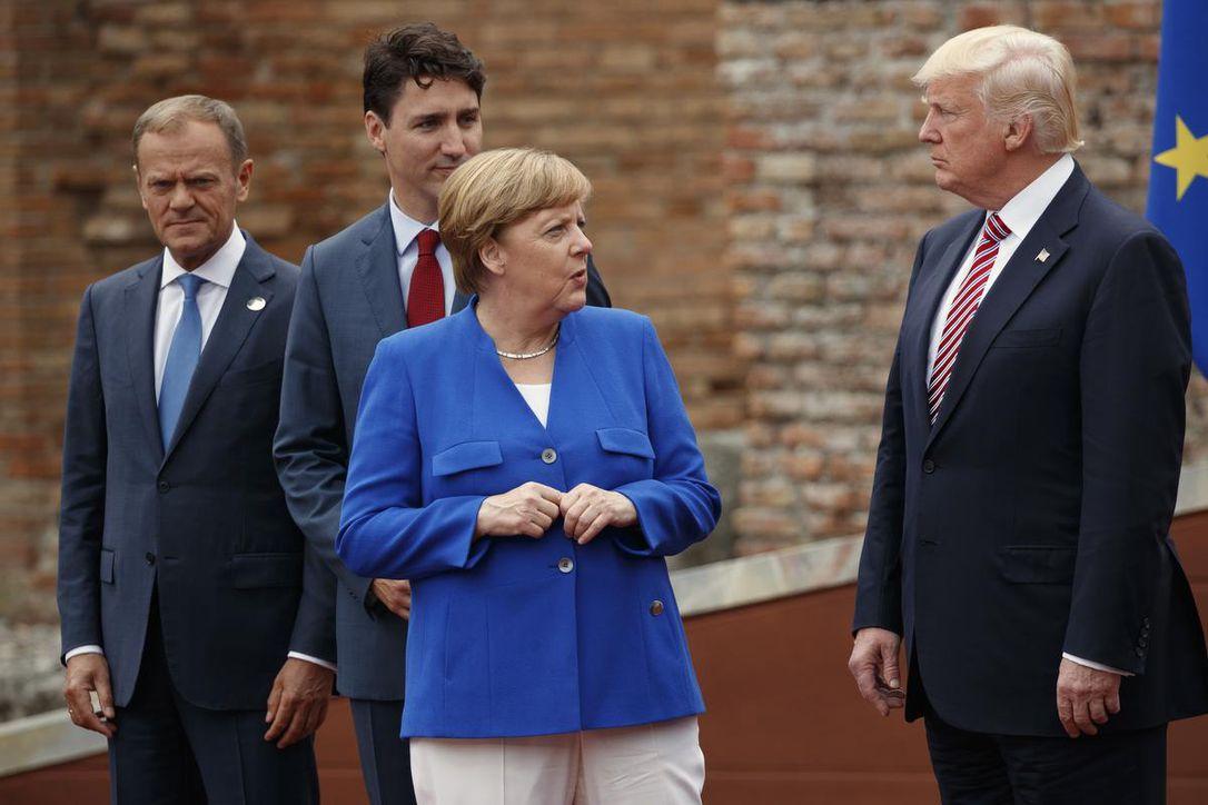 U.S. steel-aluminium tariffs result in EU counter-measures