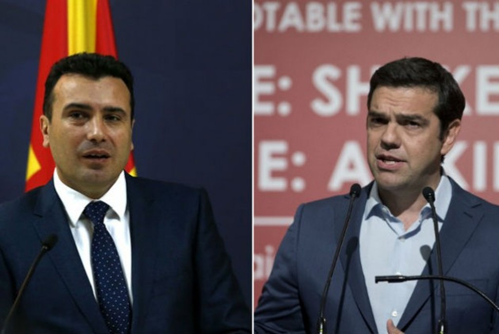 High level meetings between Skopje and Athens intensify, Zaev confirms Tsipras' visit