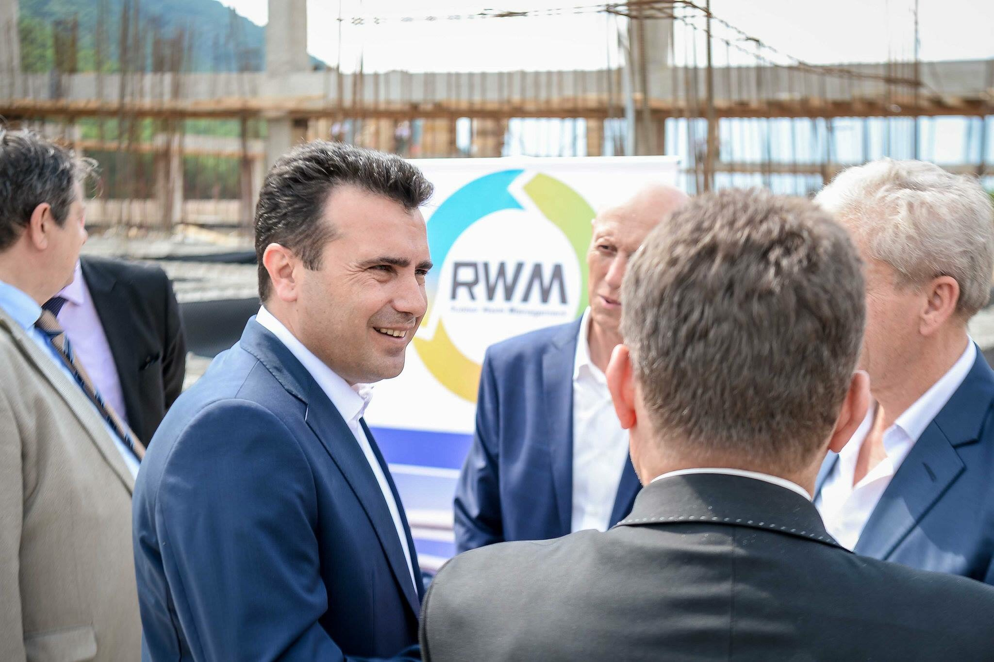 Zaev: We're drawing closer to a solution on the name dispute