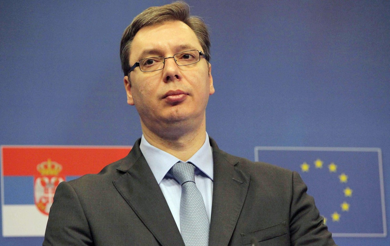 Vucic: Brothers Germans thank you for being here
