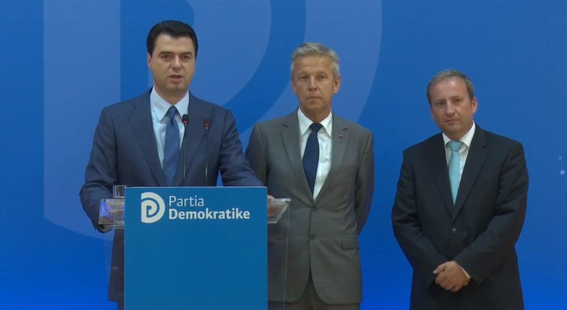 Austria backs the opening of EU accession talks for Albania