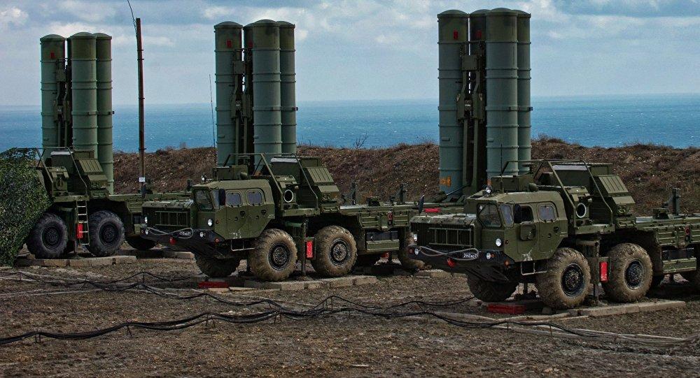Turkey haltsreception of Russian S-400 missile system
