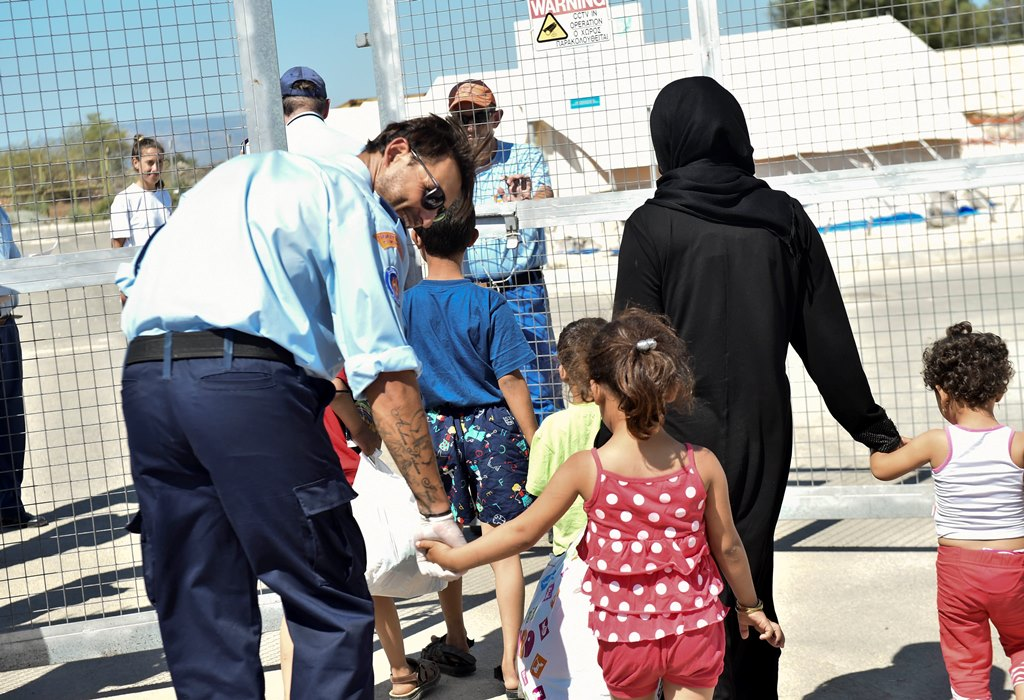 EU Justice and Home Affairs Council agree measures to release pressure on frontline countries
