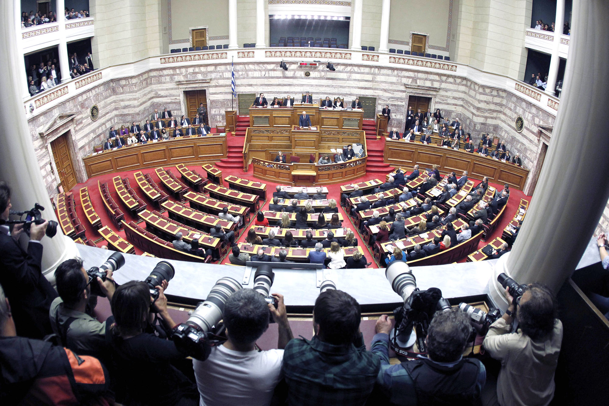 Greece: The current omnibus bill to be tabled in Parliament,the content