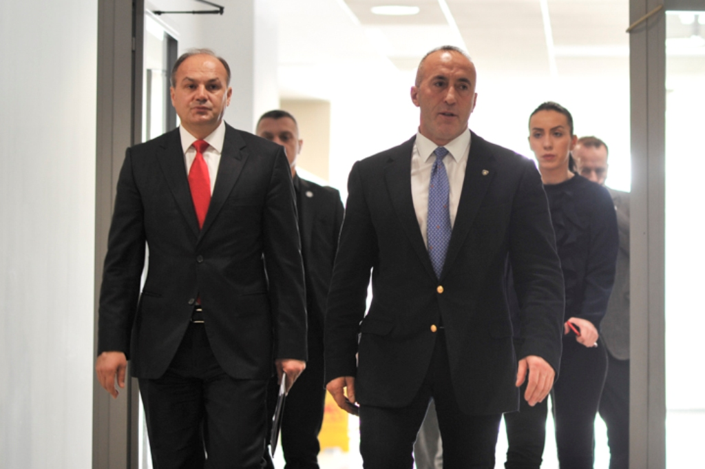 Government of Kosovo withdraws its platform for dialogue with Serbia