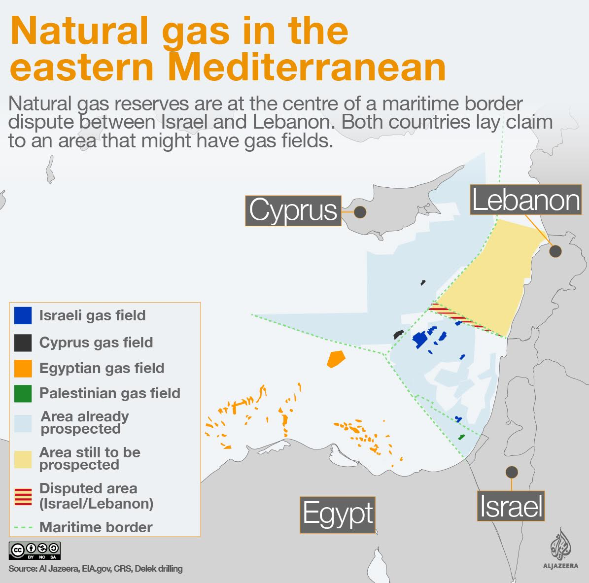 'Hot' fall in East Med – Total, ENI firm new co-operation up