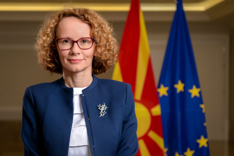 Sekerinska: Euro-integration process requires engagement of all capacities in society