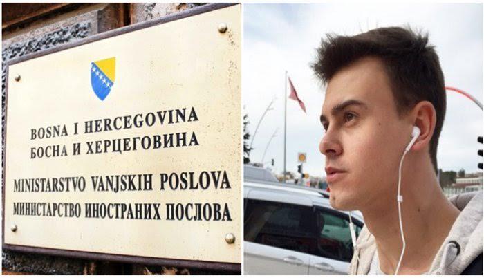 BiH student arrested in Turkey