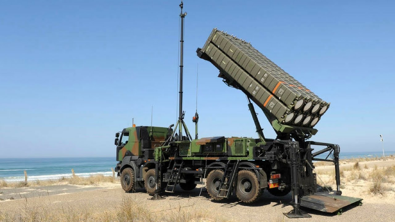 Eurosam & Turkey and their air defence systems co-op