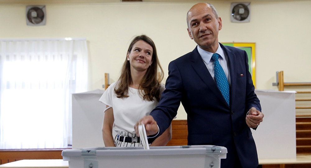 Slovenian SDS wins parliamentary election but needs to form coalition