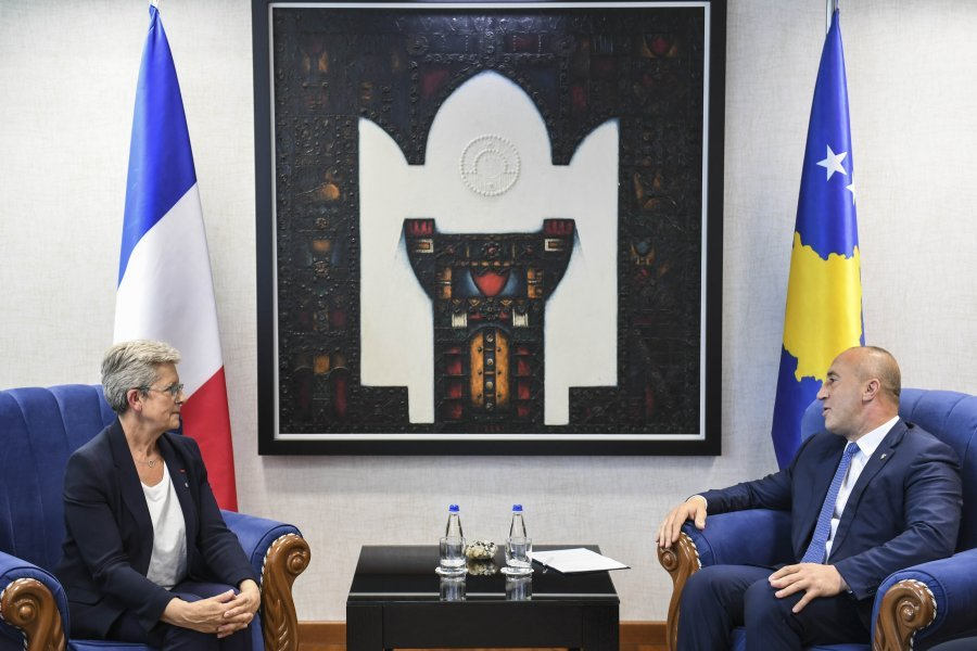 France is an important partner for Kosovo
