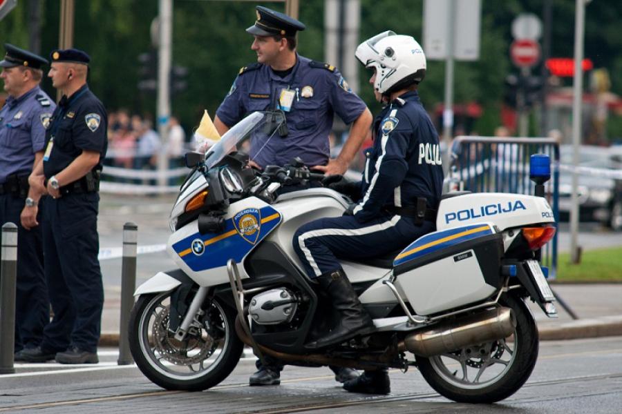 Migrant smuggler thwarted in Croatia