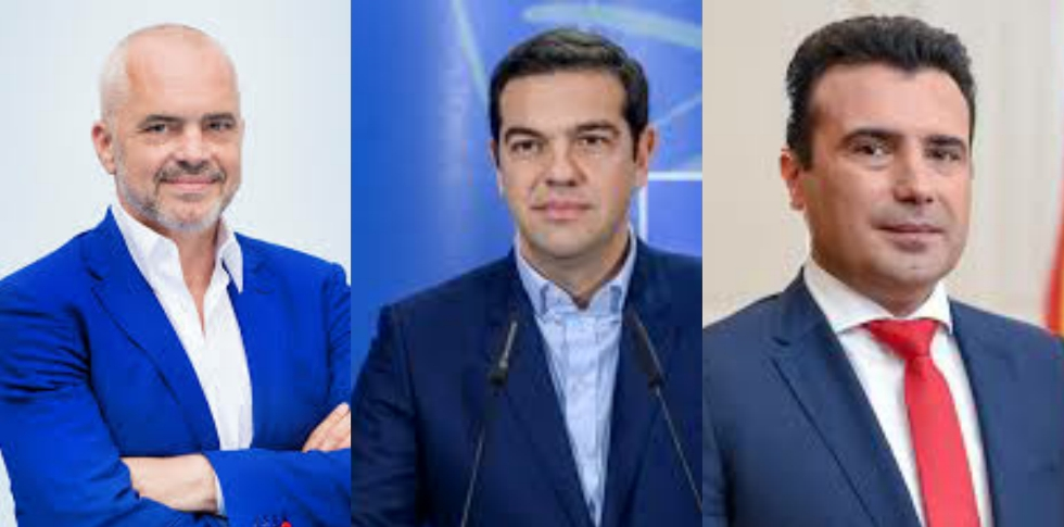 Tripartite meeting in Prespes?