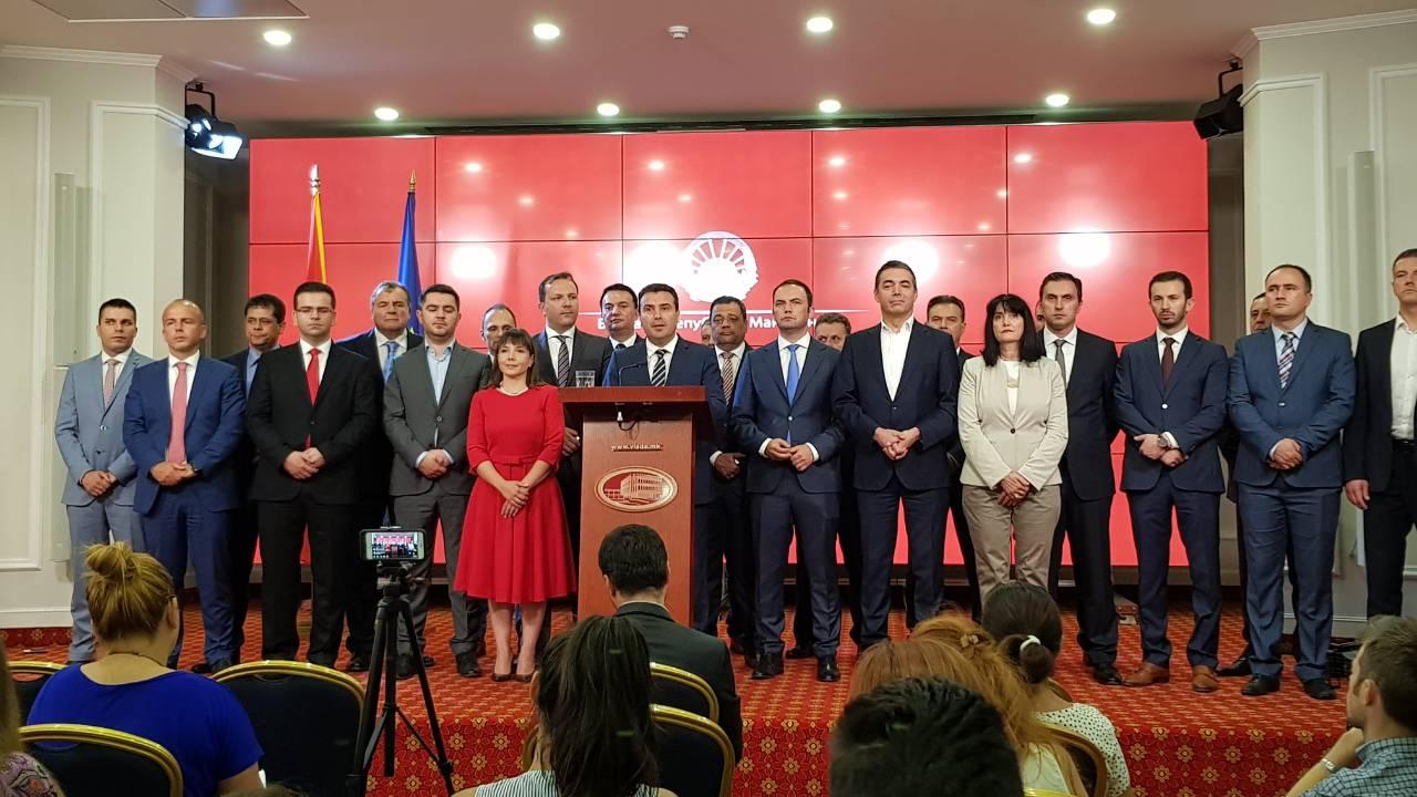 ΠΓΔΜ: Ξεκινούν οι προετοιμασίες για το δημοψήφισμα