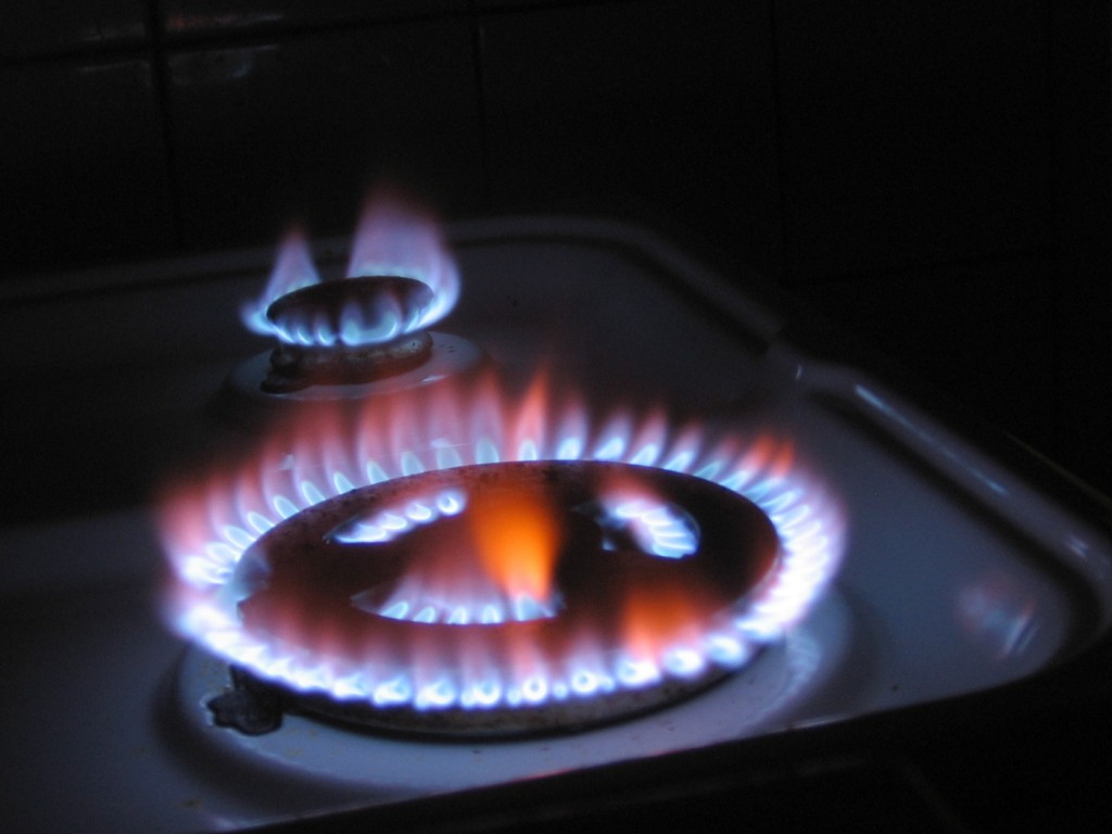 Third price increase from August for natural gas in Romania
