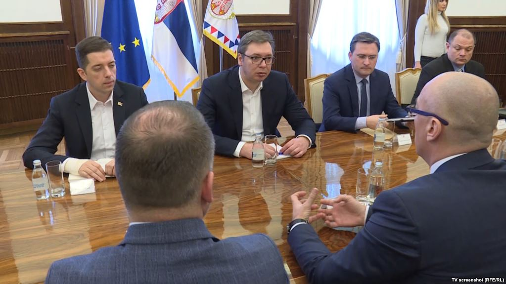 Serb List declares that it is not part of the governing coalition