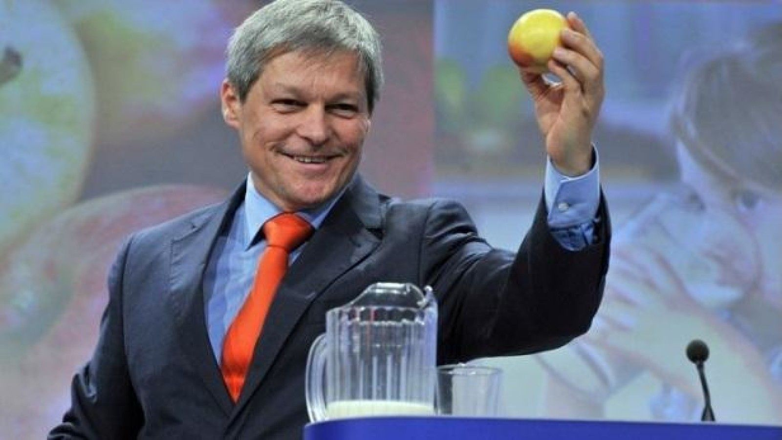 Dacian Ciolos hopes to show Romanians there is an alternative