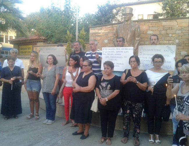Touching ceremony in Gökçeada, humane values promoted by Greeks and Turks