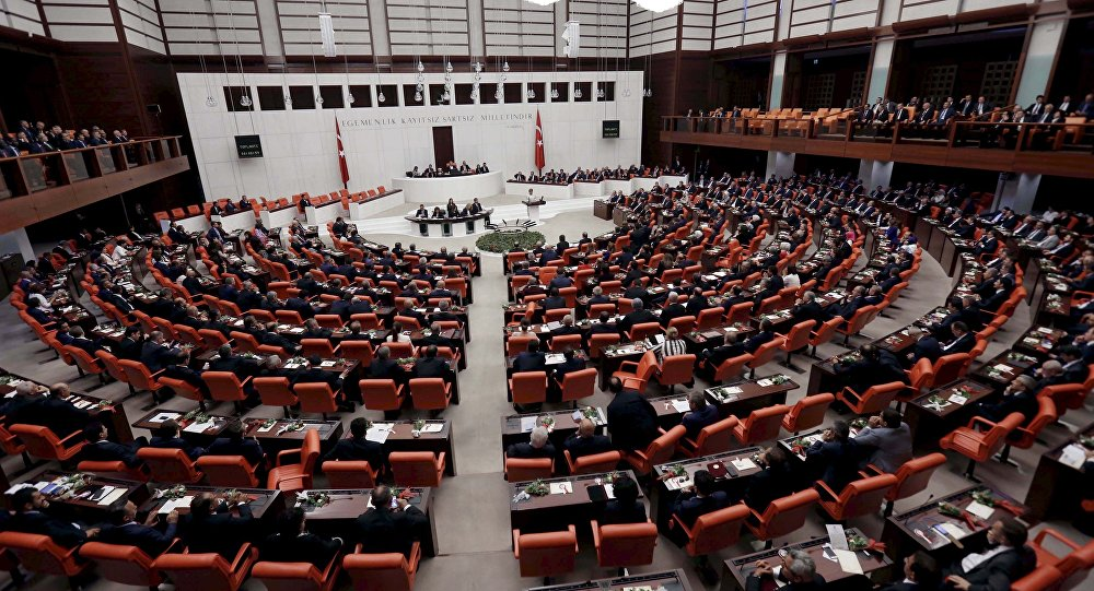 Turkish parliament ratifies paid, 21-day military service law