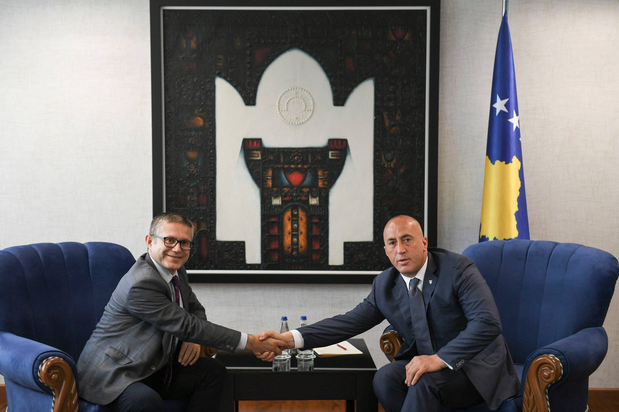 """""""Creation of the Army of Kosovo in coordination with strategic allies"""""""