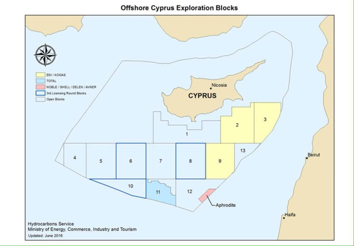 Exxon Mobil's oil rig will soon get down to work in Cyprus