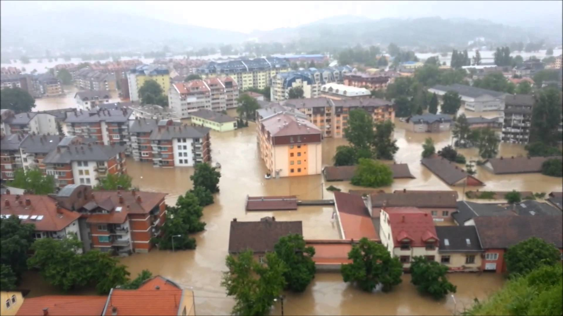 Serbian state aid for local communities hit by rain, floods secured
