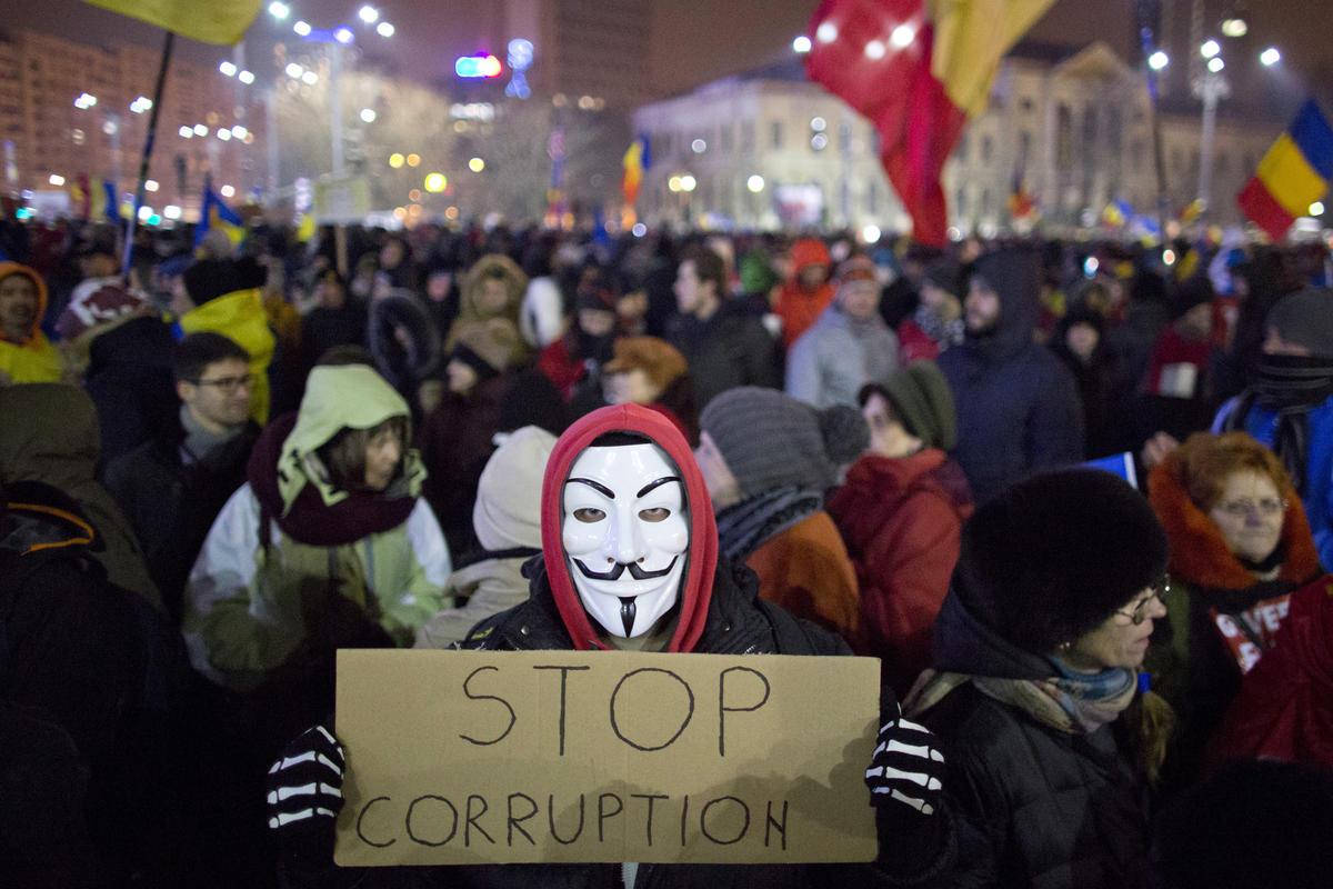 Romaniandiaspora in Europe to go ahead with anti-corruption rally
