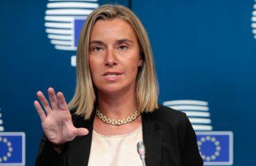 Mogherini: Deal between Pristina and Belgrade should have UN's backing