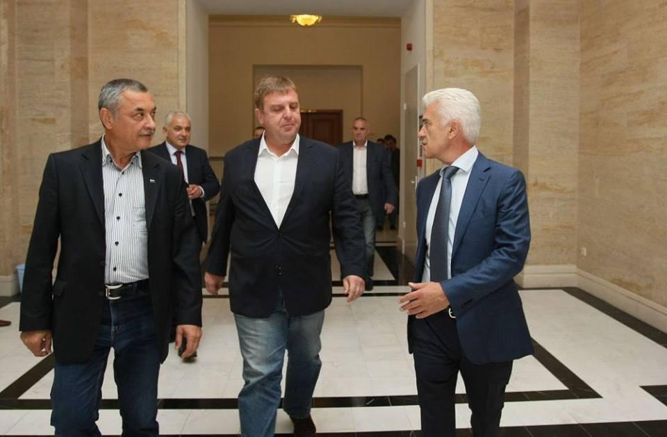Tensions erupt yet again in Bulgaria's government minority partner