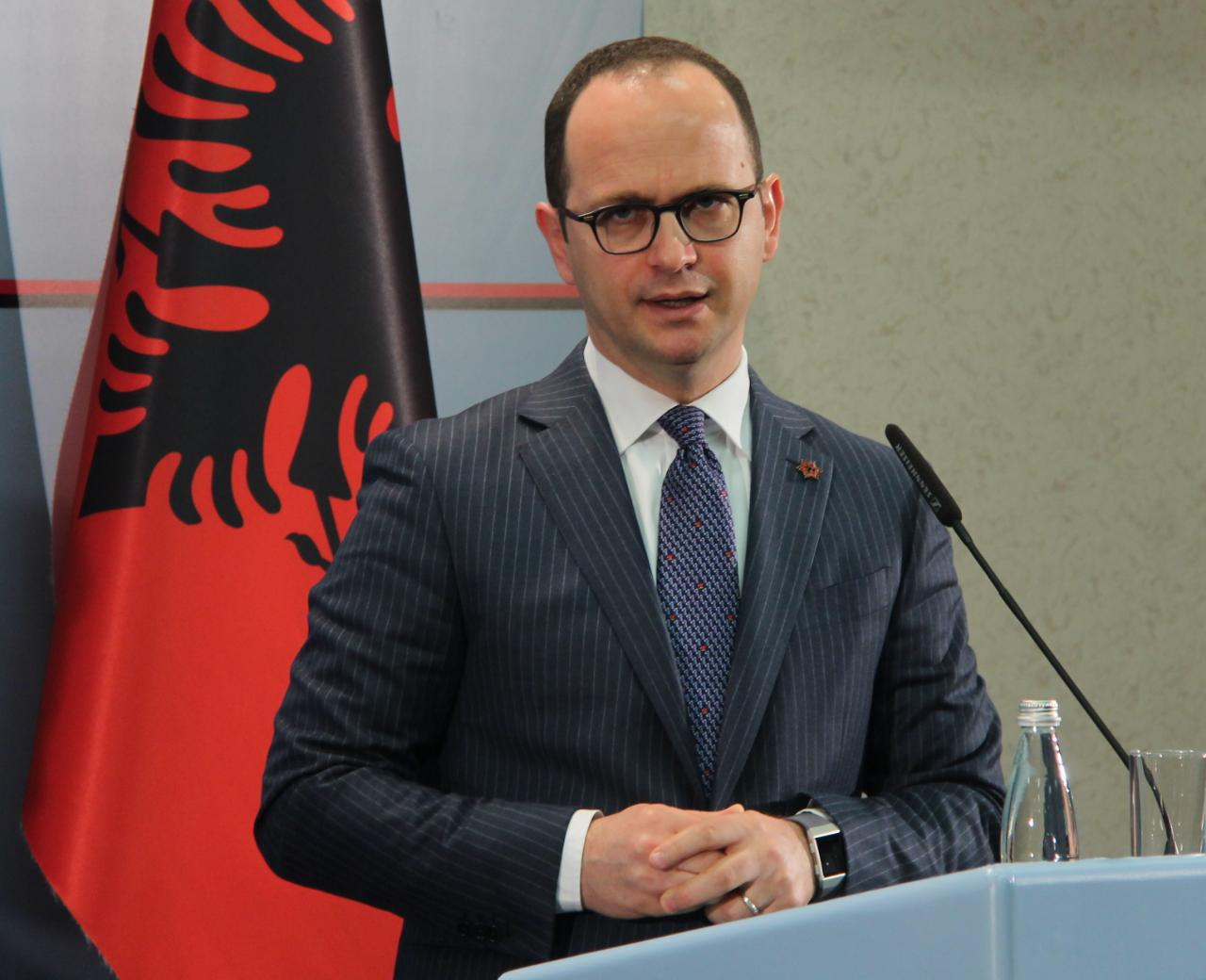 Albanian Foreign minister: Agreement with Greece does not involve border restructuring