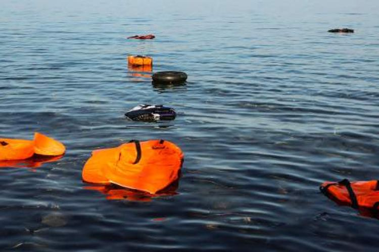 Boat capsizes off of the north coast of Cyprus, 16 refugees drowned, dozens missing