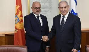 Montenegrin FM Srđan Darmanović on official visit to Israel