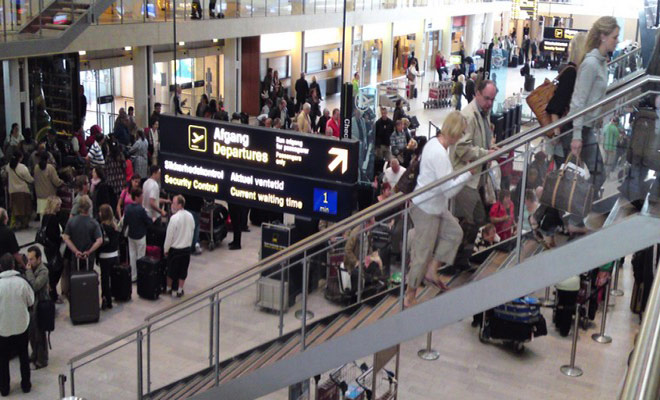 Cyprus' tourist arrivals up 8.2% in June 2018