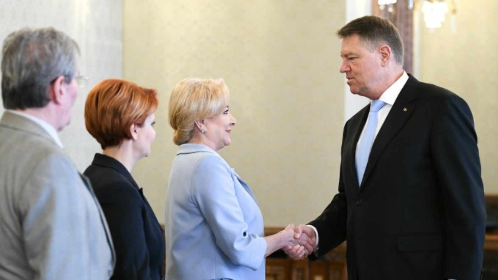 Romania's President, PM to hold talksat Cotroceni Palace, Wednesday