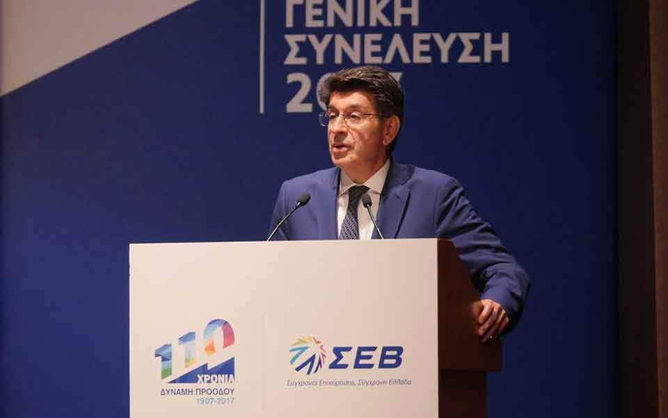 Industrialists urge Greek government to apply credible economic policy